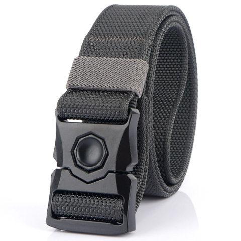Men's outdoor tactical leisure belt