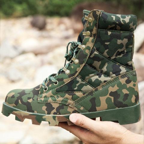 Combat boots desert boots mens special outdoor boots