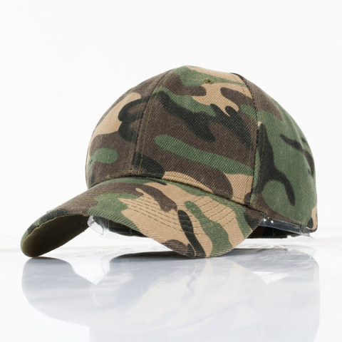 Fashion camouflage baseball cap