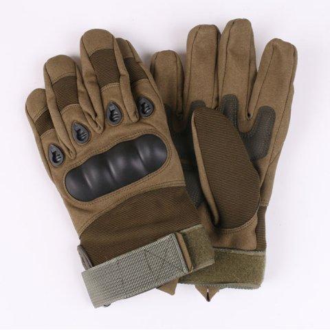 Full Finger Anti-Stab Combat Combat Self-Defense Tactical Gloves