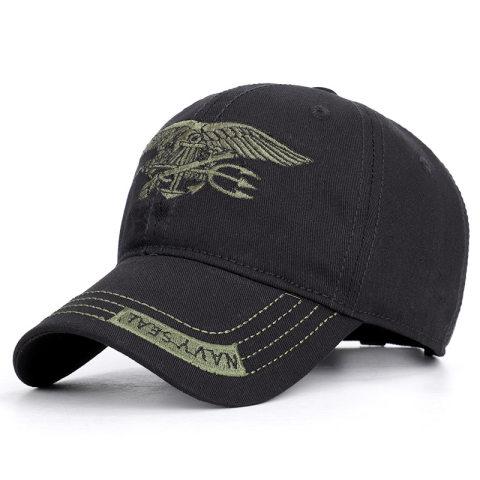 Outdoor leisure camouflage cap