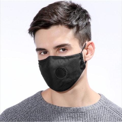 Washable anti-fog PM2.5 cotton mask