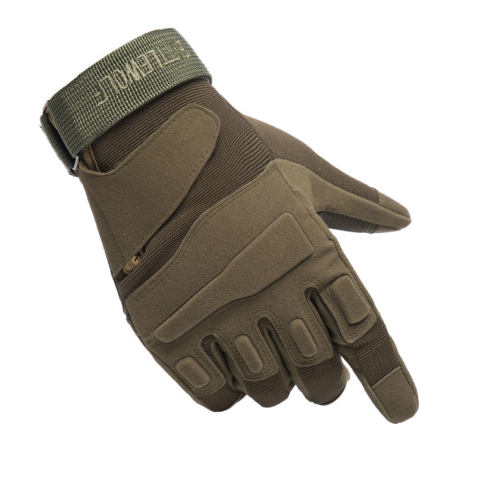 Outdoor touch screen windproof warm gloves