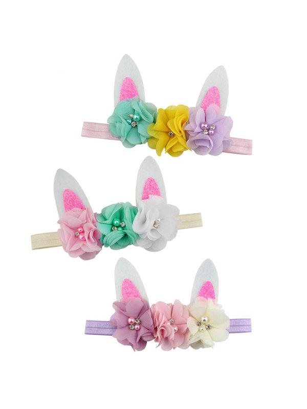 Girls Fashion Unicorn Hairpin