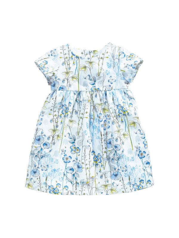 【2Y-9Y】Girls Fashion Print Dress