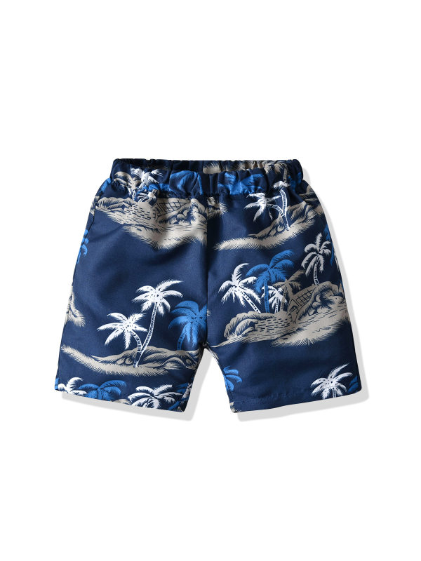 【12M-7Y】Boys New Summer Travel Outing Beach Pants