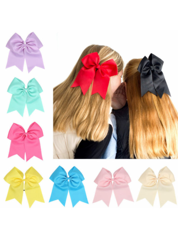 Girls' Big Bow Headband Headdress