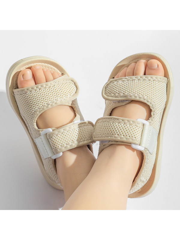 Kid Fashion Casual Solid Color Sandals