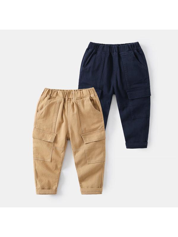 【2Y-9Y】Boys Casual Overalls