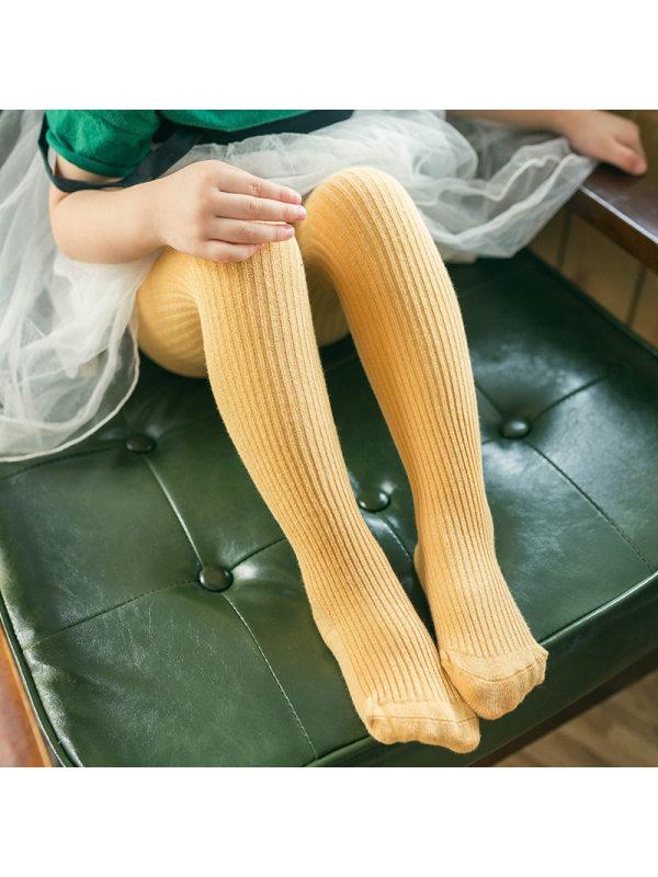 Girls Multicolor Leggings Tights