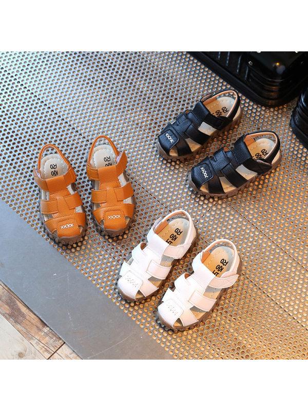 Girls Sweet Retro Sandals