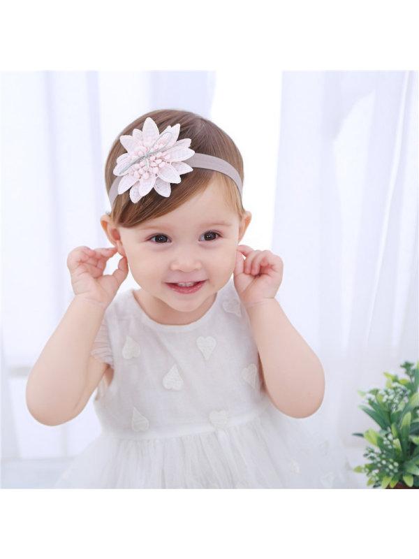 Girls Flowers Headband Hair Accessorie
