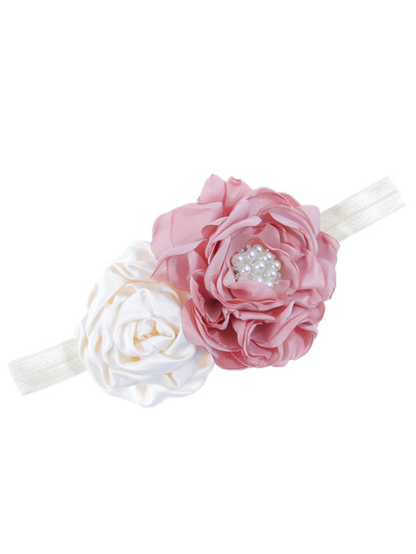 Baby Elegant Flower Hairband