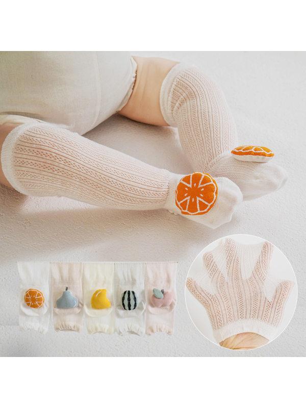 【0M-3Y】Girls Sweet Multicolor Socks