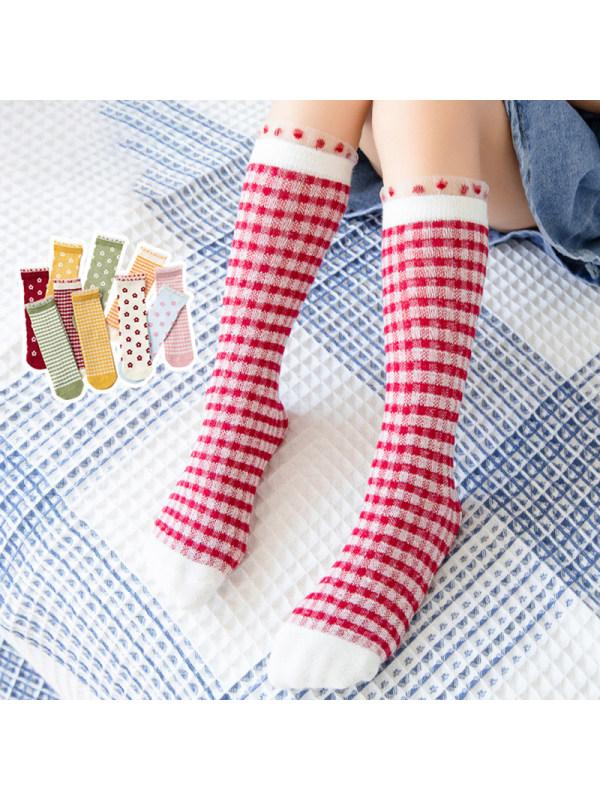 Girl Sweet Multicolor Socks