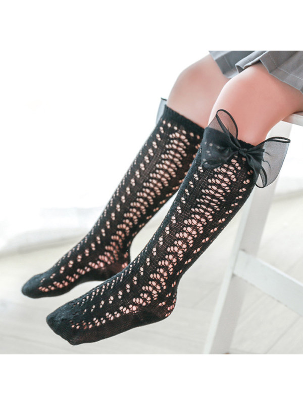 【1Y-8Y】Girls Sweet Multicolor Socks