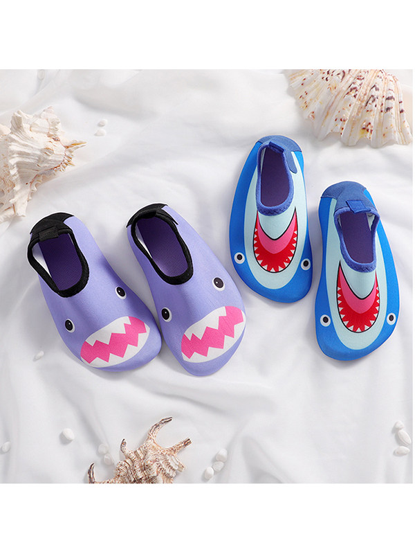 Children's Cartoon Non-slip Anti-strike Beach Shoes