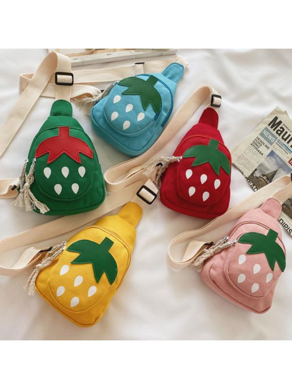 Girls Fashion Strawberry Bag