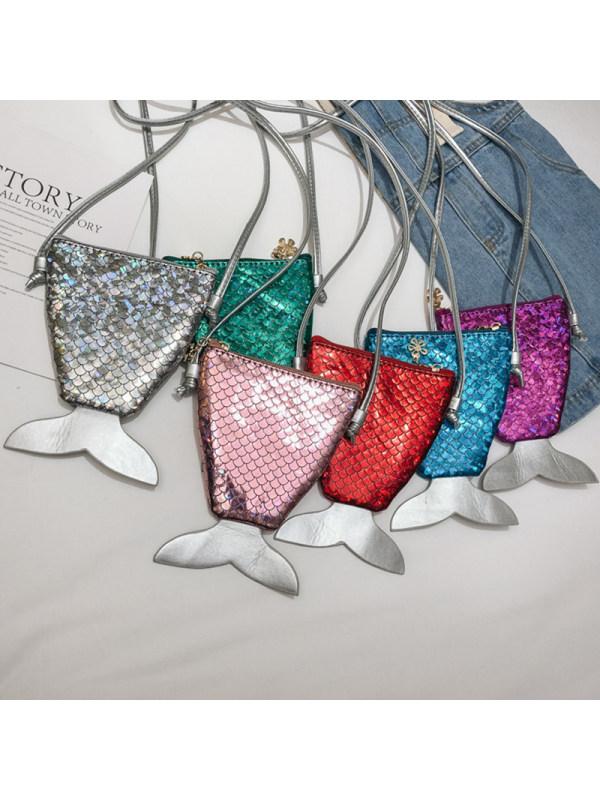 Girls Fashion Mermaid Bag
