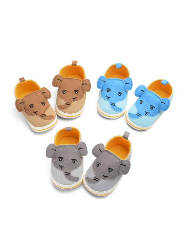 Elephant Casual Baby Shoes