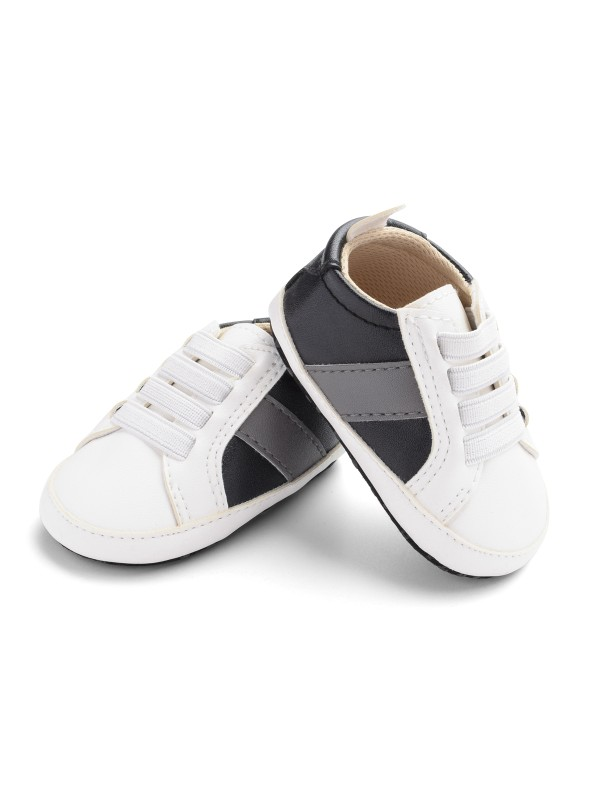 Color Matching Casual Sports Baby Shoes Soft Sole Toddler Shoes