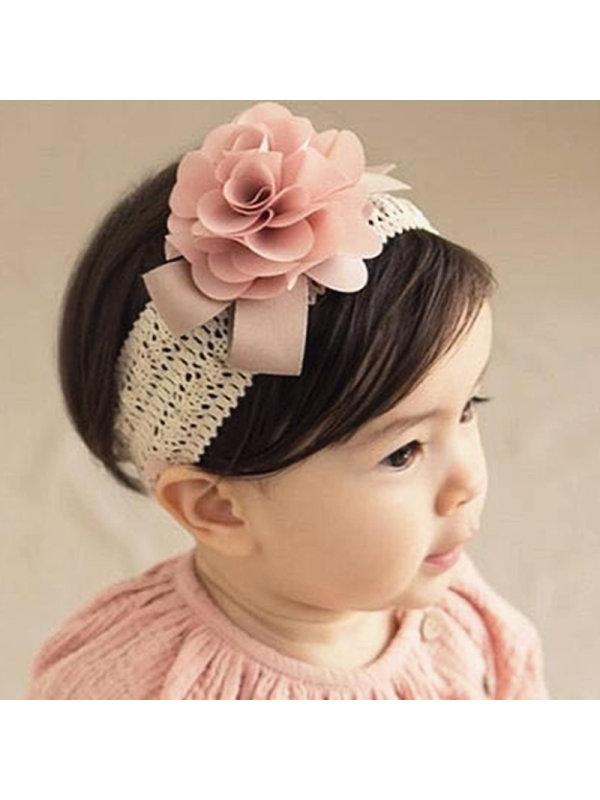 Children's Hollow Series Flower Headband