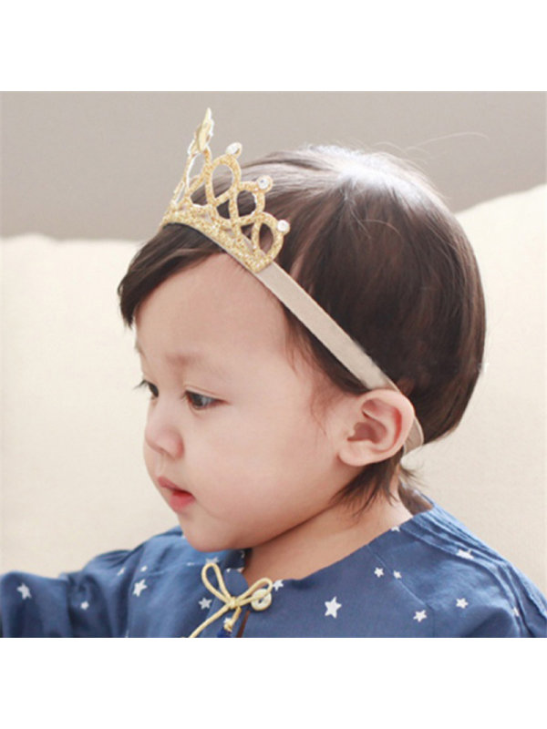 Children's Star Crown Headband