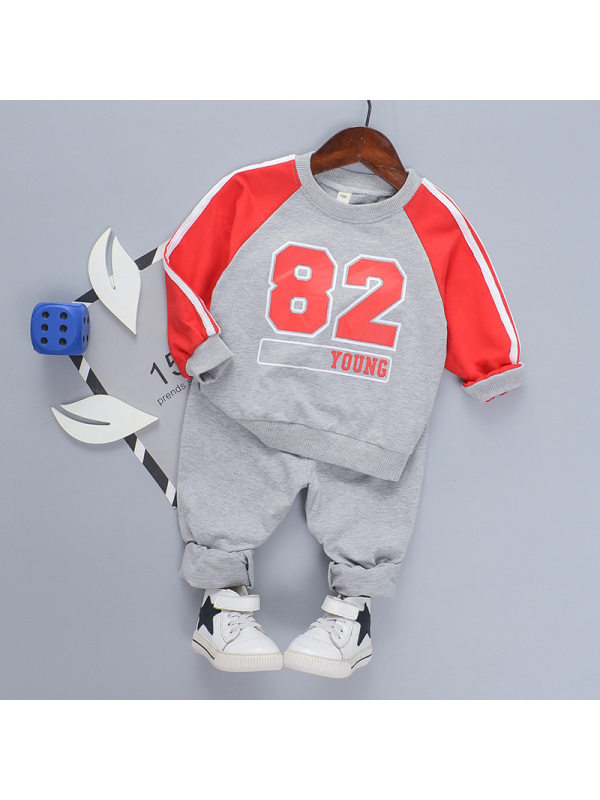 【18M-7Y】Boy's Sports Suit