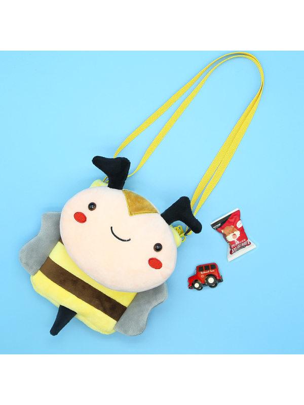 Kid Messenger Bag Toy Bag Cartoon Satchel