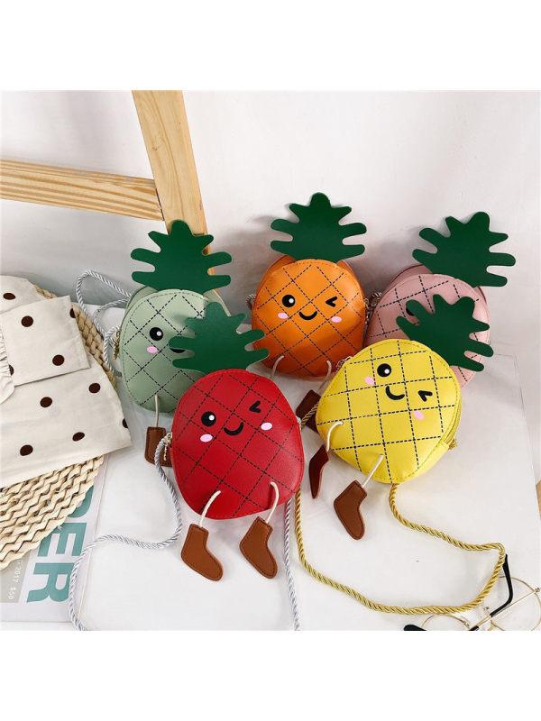 Cute Pineapple Bag