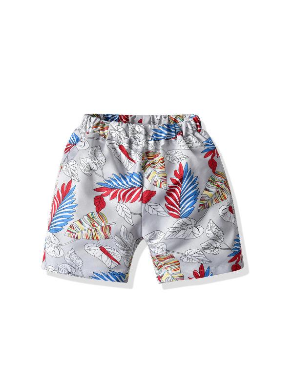 【12M-7Y】Boys' Casual Shorts