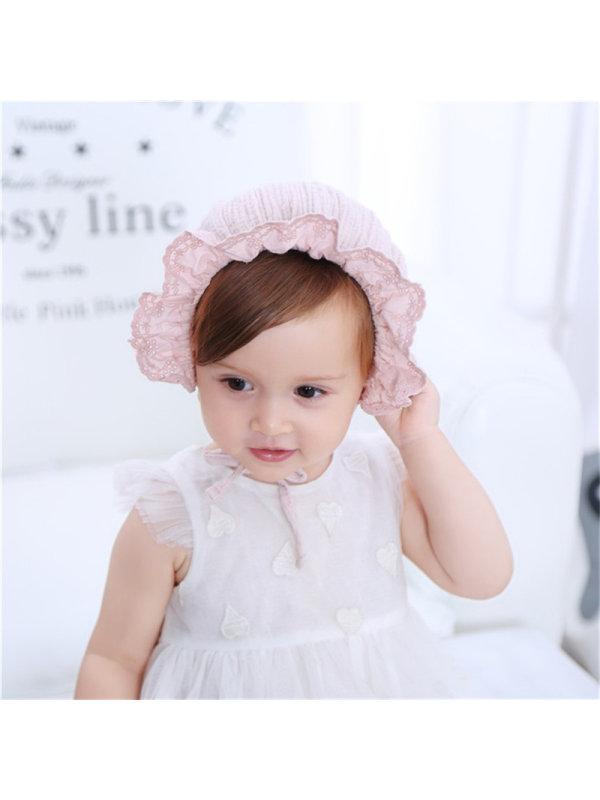 Gauze Cotton Hood for Baby