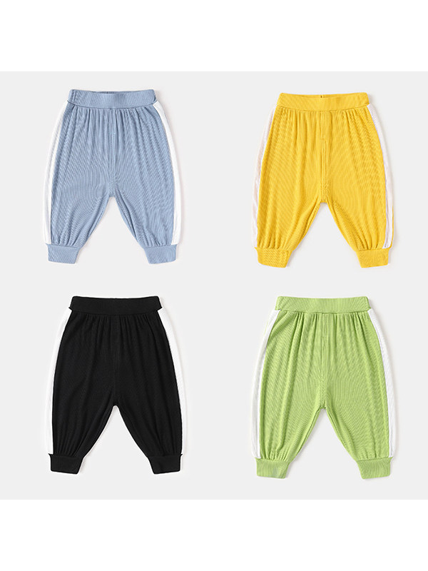 【6M-4Y】Boys Casual Anti-mosquito Trousers