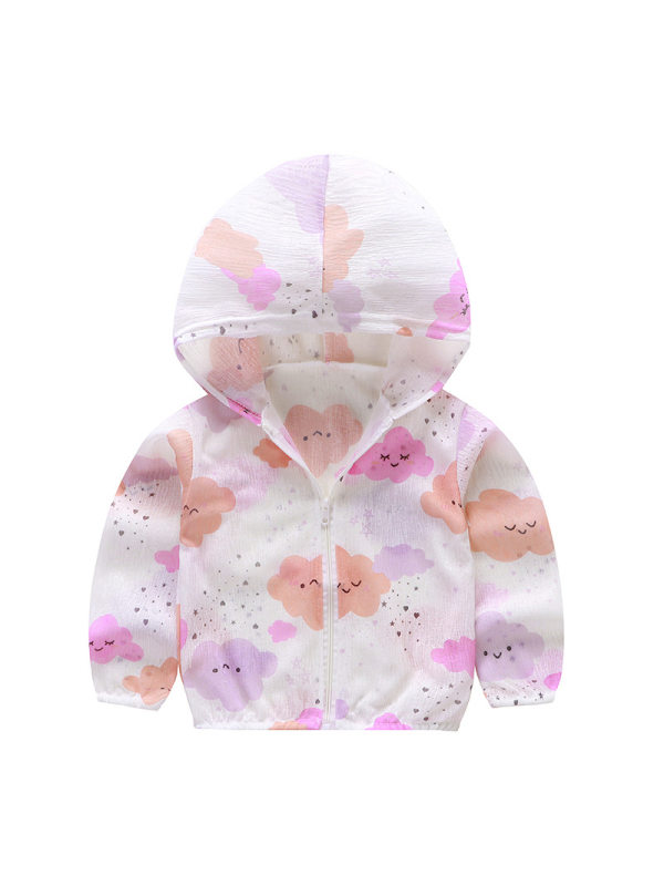 【12M-11Y】Children's Sun-shading Outdoor Sun Protection Clothing