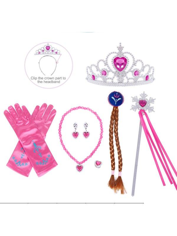 Girls Princess Crown Accessories