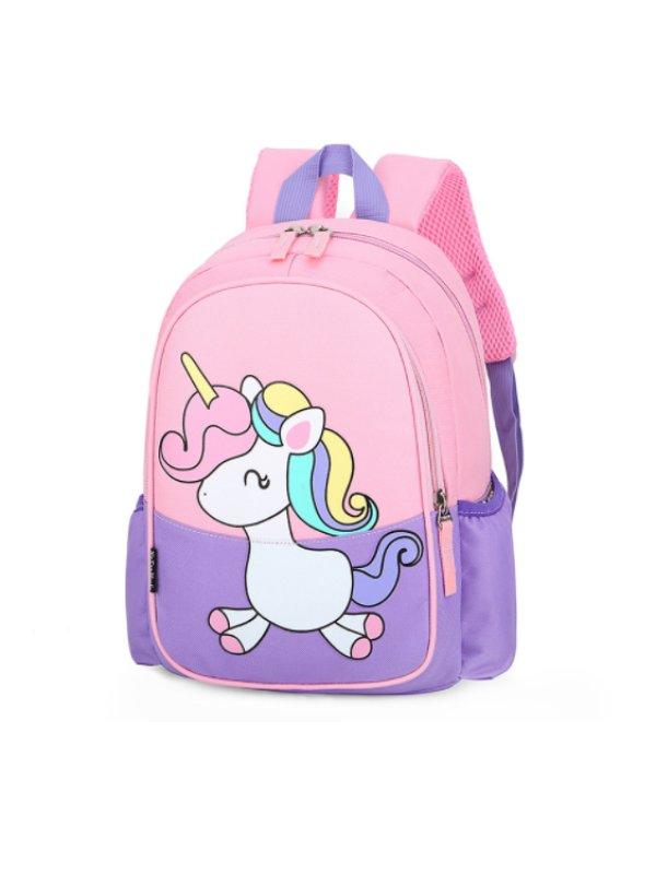 Cartoon Cute Unicorn School Bag