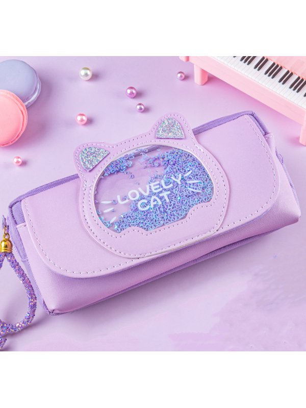 Cute Pencil Case And Stationery Box