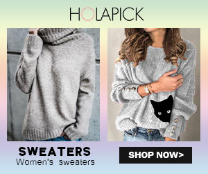 Holapick 2021 latest fall sweaters for women