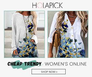Holapick trendy women's clothing