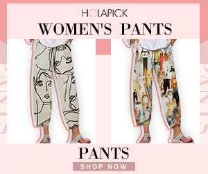 Holapick pants for women
