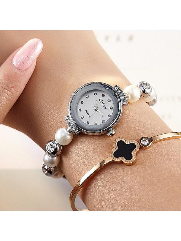 New style bracelet watch women fashion electronic quartz watch