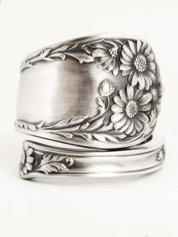 Fashion Flower Ring